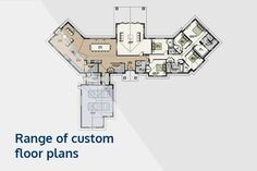 Design and build your own masterpiece - Urban Homes Custom Floor Plans, Build Your Own, Building A House, House Plans, Custom Design, House Ideas, New Homes, Urban, Flooring