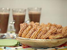 Churros Patricia Gabriel - Cocina sin gluten