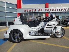 motorcycles And scooters: 2016 Honda Gold Wing 2016 Honda Goldwing Trike Gl 1800 Roadsmith Hr Signature Series -> BUY IT NOW ONLY: $35985.0 on eBay!