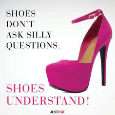Shoes Understand!  http://www.brooksshops.com/solely-tempted