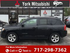 2011 *Jeep*  *Compass* *Base*  63k miles Call for Price 63762 miles 717-298-7362 Transmission: Automatic  #Jeep #Compass #used #cars #YorkMitsubishi #York #PA #tapcars
