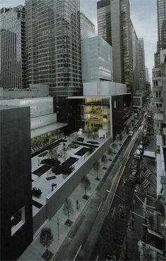 MOMA (Ampliación) (2004) Yoshio Taniguchi