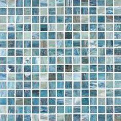 Tesserae Blends Glass Tiles (Caribbean Shore) - Tesserae Blends - Glass Tiles - Home Improvement