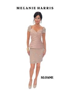 Sloane Light Side, Dresses For Work, Formal Dresses, Lighter, Fashion, Dresses For Formal, Moda, Formal Gowns, Fashion Styles
