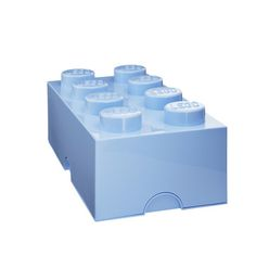 Storage Brick 8 Light Blue, $36, now featured on Fab.