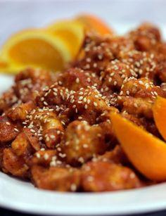 Hack PF Chang's amazingly addictive orange chicken at home!