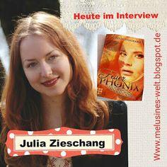 ✰Autorin #Interview #Julia #Zieschang #Phönix #Saga #Fantasie #Buch #Buchtipp #impressverlag