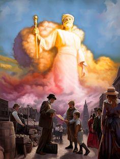La presencia invisible de Cristo como rey del Reino mesiánico