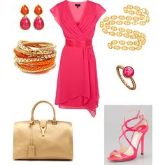 Sparkle... by rkimball on Polyvore