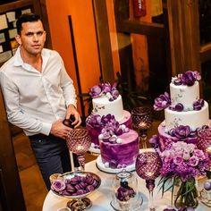 Amikor elkészül a tortaasztal ❤️❤️❤️ és várakozom 😊fot Table Settings, Instagram, Place Settings, Tablescapes