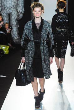 Mulberry | Fall 2012 Ready-to-Wear Collection | Vogue Runway