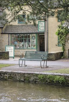 Or a trinket shop. | 37 Photos That Will Make You Fall In Love With The Cotswolds