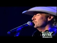 "Alan Jackson - ""Blues Man"" - Tribute to Hank Williams. YouTube"