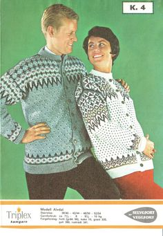 Gratis oppskrift - Alvdalkofta (Fjellstrikk) Crotchet, Knit Crochet, Norwegian Knitting, Organize Your Life, Sweater Weather, Christmas Sweaters, Knitting Patterns, Men Sweater, Pullover