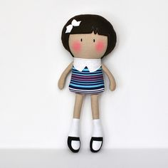 My Teeny-Tiny Doll® Boo - Made to Order / Cook You Some Noodles
