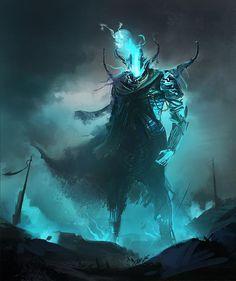 League of legends the shadow isles new map Dark Fantasy Art, Fantasy Artwork, Game Character Design, Fantasy Character Design, Character Art, League Of Legends, Dark Spirit, Dnd Art, Demon Art