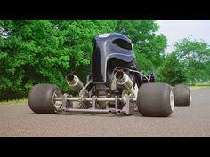 Homemade excavator / backhoe project PART1 - YouTube