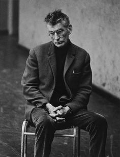 A Reluctant Subject Portraits of Samuel Beckett is part of A Reluctant Subject Portraits Of Samuel Beckett The New Yorker - For photographers, Beckett was an especially appealing subject Samuel Beckett, Writers And Poets, Richard Avedon, Book Writer, Playwright, The New Yorker, Famous People, Portrait Photography, White Photography