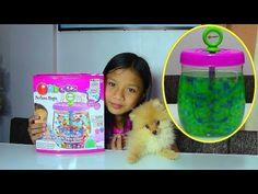 Disney Frozen Anna's Flip 'n Switch Castle Playset Review! by Bin's Toy Bin - YouTube