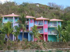 Caribbean colors, BVI