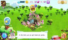 Store - The My Little Pony Gameloft Wiki