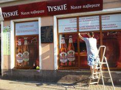 I znów witryny ... Zapraszamy na facebook : http://fb.pl/kreatywnib6 oraz na stronę http://www.b6.pl #reklama