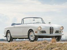 1957 BMW 503 Cabriolet