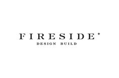 Fireside Design and Build logo 1 by FoundryCo