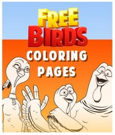{giveaway}: Free Birds Movie Prize Pack and Printable Kids Activities