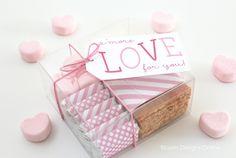 S'more Love Valentin