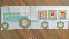"Bee In My Bonnet: Farm Girl Friday - Farm Girl Vintage "" Hauling Day"" Block…"