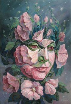 Мальви для Квітки Цісик