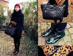 Mila L - Chanel Cocoon Bag