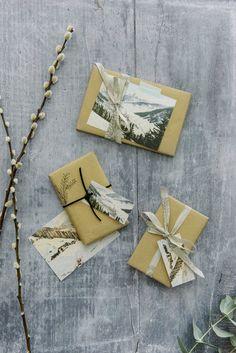 Vintage printable gift tags