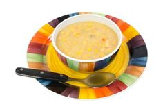 Slow Cooker Mexican Potato Corn Chowder - Chowder with a nice kick! www.GetCrocked.com