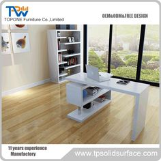 Economic and Reliable best sell office table with side desk cheapest price