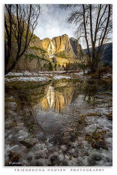 Yosemite reflections (California) by TrieuHuong Nguyen / 500px