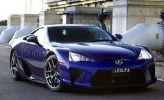 Photos of the Lexus LFA exotic car - Beautiful Lexus LFA expensive car photos. Lexus Lfa, Porsche, Audi, New Lexus, Upcoming Cars, Sports Models, Love Car, Japanese Cars, Expensive Cars