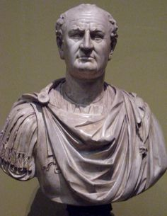 Tito Flavio Vespasiano (Titus Flavius ​​Vespasianus. Cittareale, 9 - Cotilia, 79 ), was a Roman emperor who ruled between 69 and 79 under the name of Vespasian Caesar Augustus (Latin: Caesar Vespasianus Augustus ).