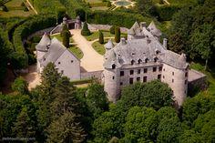 ✈️ Photo aérienne de : Orcival - Puy-de-Dôme (63)