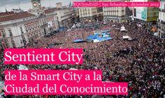 EQUIciuDAD: hablaré de Sentient City y P2P Urbanism