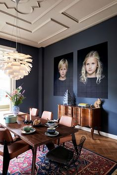 IXXI ® - Personal and flexible wall decoration - Official IX.- IXXI ® – Personal and flexible wall decoration – Official IXXI ® store Create a stunning IXXI for your interior with your favourite (kids) photography. Like this stunning portraits! Interior Design Living Room, Living Room Decor, Bedroom Decor, Design Interiors, Elegant Dining Room, Dining Room Design, Home And Living, House Design, Inspiration