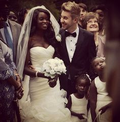 Interracial Marriage! from www.interracialconnect.com..LOVE Jamie & Nikki they're so cute!
