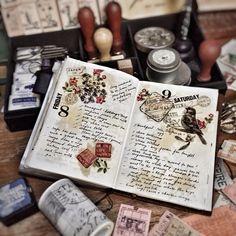 """I go wherever my creativity takes me."" - Lil Wayne #notebook #planner #diary #journal #midoritravelersnotebook #travelersnotebook…"