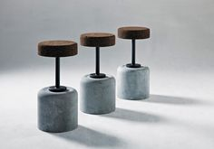 Laurie Wiid, Cork Bar Stool