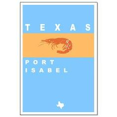 Port Isabel Posters Small Poster