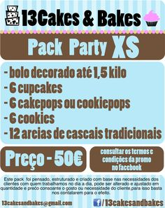 Party Pack XS