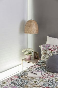 Despertarse así todas las mañanas vale la pena para comenzar un día lleno de energía. #Easy #Diseño #Habitación #Decoración