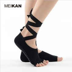 This just arrived our store now: women professiona.... Check it out Now! http://www.yogamarkets.com/products/women-professional-anti-skid-yoga-socks-comfortable-exquisite-cotton-open-toe-stockings-ballet-dance-bandage-sport-sock-slippers?utm_campaign=social_autopilot&utm_source=pin&utm_medium=pin