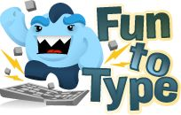 Fun to Type.com ~ For my 3-5th graders this is THE fun place to go and practice keyboarding skills. From Keyboard Ninja (a keyboarding version of the popular app Fruit Ninja) to Excuses, Excuses (where students type their own homework excuses) to Tommy Q: Zombie Defender (sort of like PvZ) these games are engaging and entertaining. The biggest plus? There's a wide variety of skill levels from which to choose which makes it a GREAT resource for EVERY kiddo!